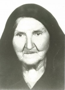 χήρα Δέσποινα Συγγελάκη – Ηλιάκη
