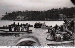 Κωνσταντινούπολη. Θεοφάνεια 1954.