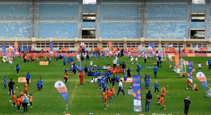 Παγκρήτιο σήμερα- To Φεστιβάλ Αθλητικών Ακαδημιών της ΟΠΑΠ (φωτογραφίες) -  iscreta.gr a367dc94fd1