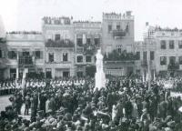8 Νοεμβρίου 1930 τα αποκαλυπτήρια